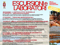 Excursions and laboratories in Maremma
