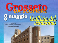 Twentieh Century buildings in Grosseto