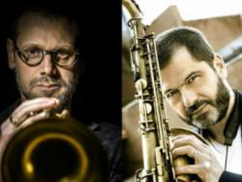 "Orbetello Jazz Festival 2019 - FABRIZIO BOSSO & ROSARIO GIULIANI ""Connections"""