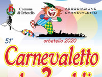 51ST THREE-MONTH CARNIVAL 2020 (Saturday, February 1st, 3.30 p.m.)