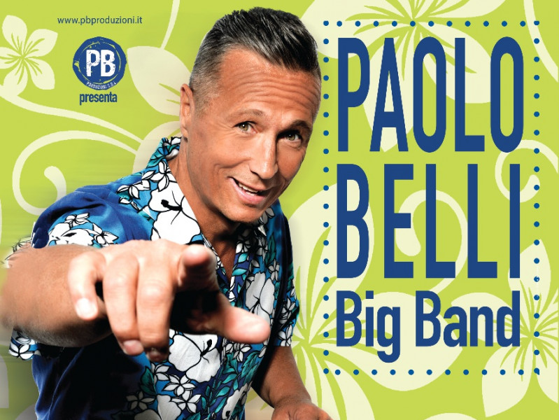 Concerto Paolo Belli & Big Band